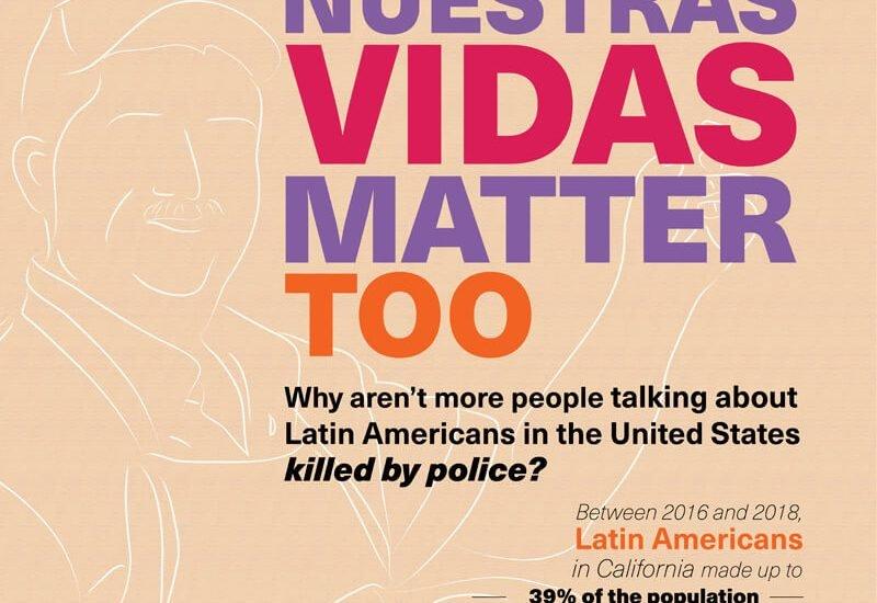 Nuestras Lives Matter 01